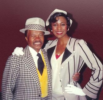 Harold Nicholas and Theresa Hayes